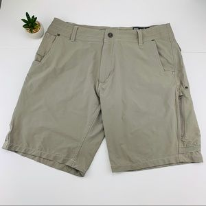 Kühl Zippered Cargo Shorts